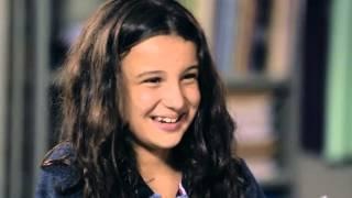 Video  - Pais e filhos fazem prova