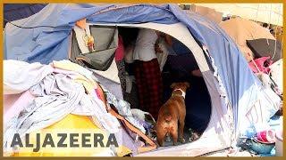 🇲🇽 Mexico quake survivors still live in tents six months on   Al Jazeera English