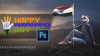 15th August Awesome Manipulation Editing 2018 | Independence Day | Photoshop Editing Tutorial #2
