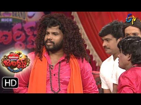 Xxx Mp4 Hyper Aadi Raijing Raju Performance Jabardsth 27th July 2017 ETV Telugu 3gp Sex