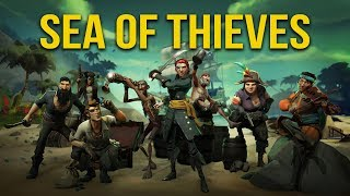 SEA OF THIEVES - The Crew Sets Off! Release Day!!!
