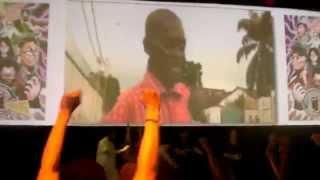 La Dance Des Internets dernier jour de la Japan Expo