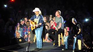 Brad Paisley - Then (Live at the Resch Center/Green Bay, WI 1/29/15)
