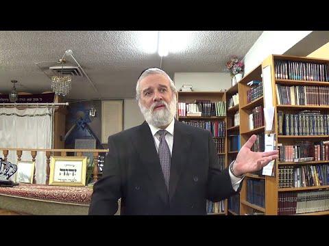 Tehilim (Psalms) Lecture 52  - Chapter 37  (Part 1)