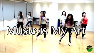 Music Is My Art - RDI DANCE CLASS...(#233) CHOREOGRAPHED by RAJESH