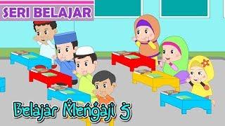 Belajar Mengaji Bersama Pak Ustad Seri 5-Doa Masuk Kamar Mandi-Anak Islam-Bersama Jamal Laeli