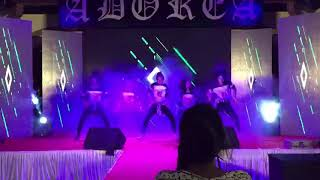 RIHANNA   Song: Work   Group Dance Choreography   Adorea 2017 Wilson College