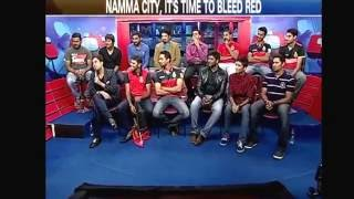 MC Abbas Live On News 9 IPL Final 2016 RCB vs SRH Expert Panelist