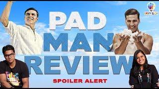 PadMan Movie Review | #PadManChallenge | Brain Wash