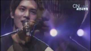 CNBLUE [Come On] Live Arena Tour 2012 - Teardrops in the Rain