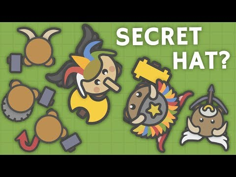 MOOMOO.IO - SECRET HAT? NEW ACCESSORIES! CAPES + OTHER ITEMS! (Moomoo.io Update)