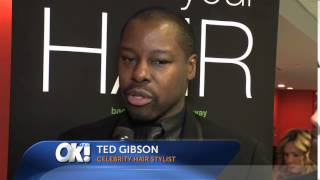 Celebrity Stylist Ted Gibson on Hollywood Hair Trends
