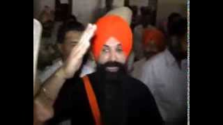 KHALISTAN ZINDABAD **MUST WATCH**Jathedar Rajoana's FINAL VIDEO Message To The Sikh Nation
