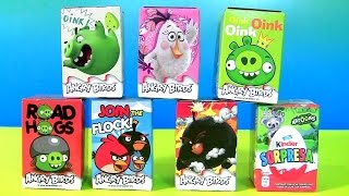 Caixinha de Ovos Surpresa Angry Birds O Filme ToysBR Brasil toys em Portugues BR