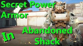 Fallout 4 | Secret Power Armor in