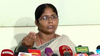 Sandalwood Smuggler Veerappan's Wife Slams  Ram Gopal Varma