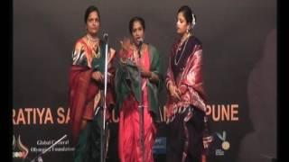 Kalpana's Performance at Global Harmony
