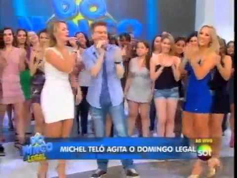 Michel Teló Ai se eu te pego Fugidinha Ao Vivo