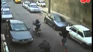 فيلم حملۀ اراذل به استاد دانشگاه تهران