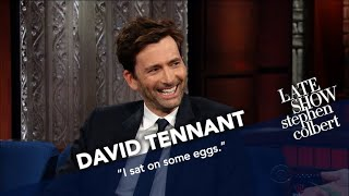 David Tennant Is Glad To See A Female Dr. Who