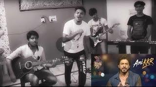IPL 10|Ami KKR|Korbo Lorbo Jitbo|KKR Theme Song| Epic Cover By Deep,Abhirup,Swagatam,Saptarshi& Rwik