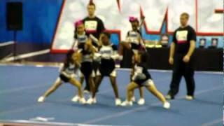 Kaylani's Cheer America Competition