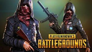 BATTLEGROUNDS w/ MY GIRLFRIEND!! #4 (PlayerUnknown's Battlegrounds)