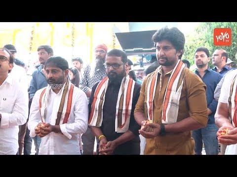 Xxx Mp4 Actor Nani New Movie Opening Vikram K Kumar Latest Telugu Movies 2019 YOYO TV Channel 3gp Sex