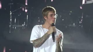 justin bieber  no pressure live  the o2 london uk