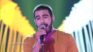MBC The X Factor -ندجيم معطى الله- Hotel California- العروض المباشرة