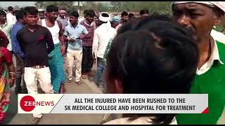 Muzaffarpur: Speeding SUV rammed nine schoolchildren to death on NH77