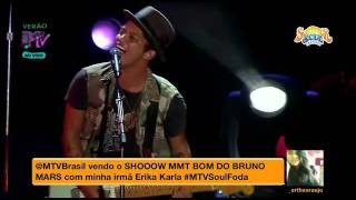 Bruno Mars  Our First Time Live In So Paulo Summer Soul Festival 2012 Hd