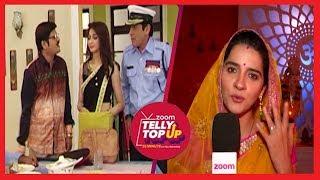 'Bhabi Ji Ghar Par Hai's Khane Wala Twist | Shruti Seth AKA Priya Talks About Her Sanskari Avtaar