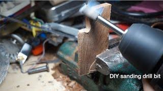 DIY sanding bit