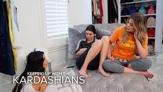 KUWTK | Kendall Jenner & Khloe Kardashian Consider Getting a Gun | E!