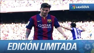 Rozando La Liga: FC Barcelona (2-0) Real Sociedad