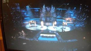UK X Factor 2012 Live Show 2 Results