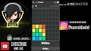 ALANWALKER-FADE// Super Pads Lights - KIT - SCREAM//nauvaldaniel(HD VIDEO)