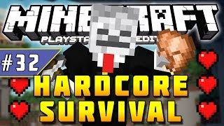 Minecraft PS3 - Hardcore Survival - Part 32 - SAND EXPEDITION! ( PS3 )
