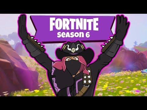 Was Fortnite Season 6 The Best Season?
