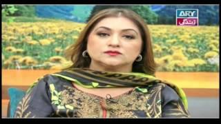 Salam Zindagi - 8th May 2017 - Top Pakistani Show