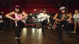 'DON'T LET ME DOWN'   Chainsmokers  @MattSteffanina Choreography