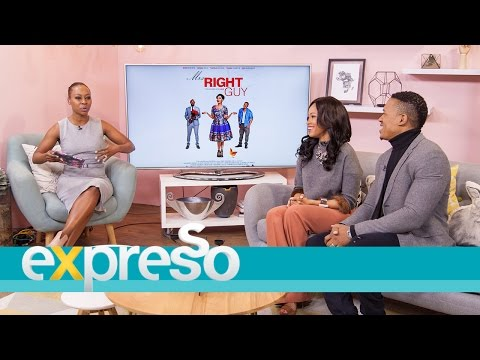 Cast of Mrs Right Guy PART 1 – Dineo Moeketsi & Lehasa Moloi