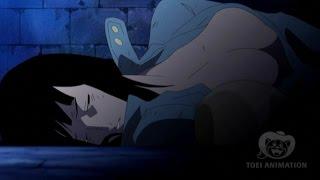 One Piece - Nico Robin bị tra tấn trong ngục cùng quân Cách Mạng