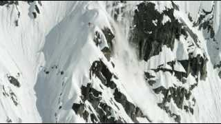 Pro Skier Hacks Into Death Defying Run | The New York Times