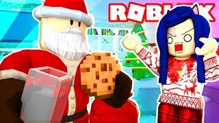 Roblox Family - WE CATCH ROBLOX SANTA!! (Roblox Roleplay)