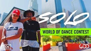 SOLO Contest   #WODFinals #GadgikSolo feat. Taylor Pierce & BluPrint