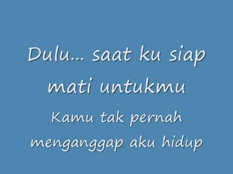 Mytha Lestari - Aku Cuma Punya Hati (Lyric Video) mp3