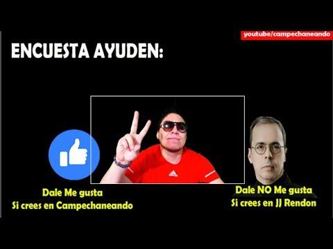 Xxx Mp4 Encuesta López Obrador Vs J J Rendon ¡Participa Campechaneando 3gp Sex