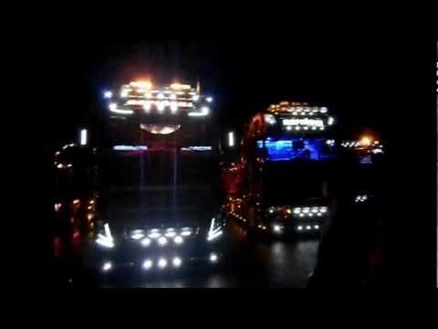 Master Truck 2012 Nocą.